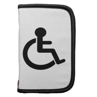 Disability Disabled  Symbol Planners