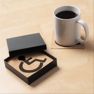 Disability Disabled  Symbol Coaster