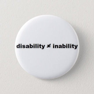 Disability Math Button