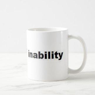 Disability mug
