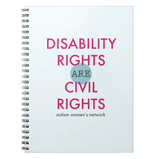Disability Rights Notebook