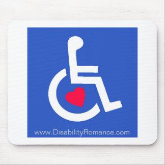 DisabilityRomance.com Mousepad