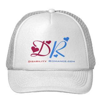 DisabilityRomance w/Hearts Logo Hat