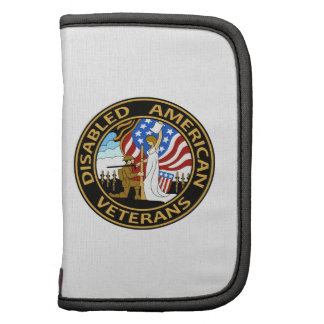 DISABLED AMERICAN VETERA FOLIO PLANNERS