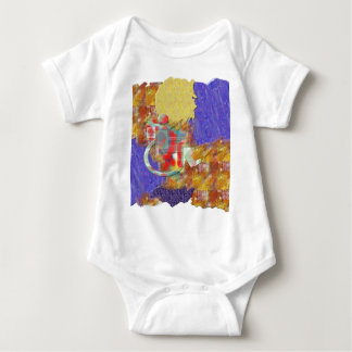Disabled Baby Bodysuit