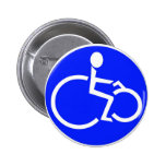 disabled biker products button