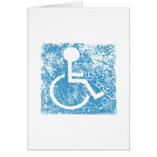 Disabled Card