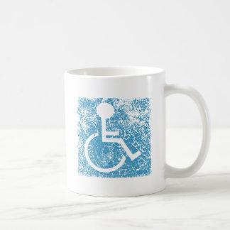 Disabled Coffee Mug
