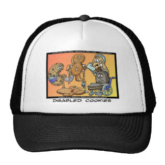 Disabled Cookies Funny Internet Gifts Tees Mugs Hat