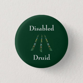Disabled Druid Button