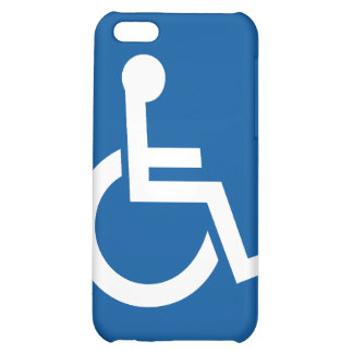 disabled handicapped  iPhone 5C case