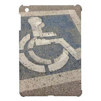 Disabled iPad case