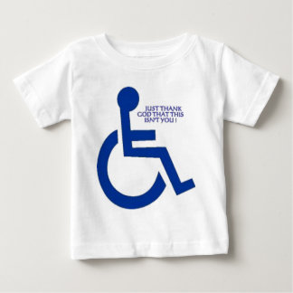 disabled sign baby T-Shirt