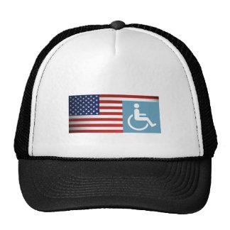 Disabled War Vet. Trucker Hat