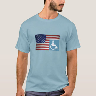 Disabled War Veterans. T-Shirt