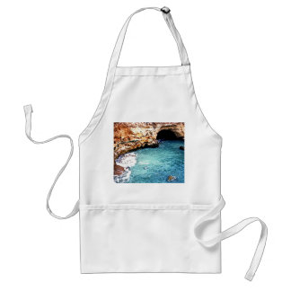 Disappearing Beach - Vale Covo - Algarve Portugal Aprons