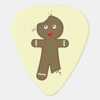 Disappearing Gingerbread Man Pick
