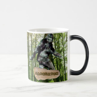 DIsappearing Sasquatch Mug