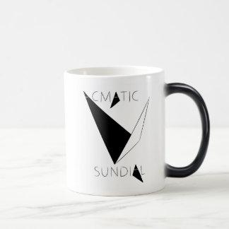 Disappearing Sundial Mug