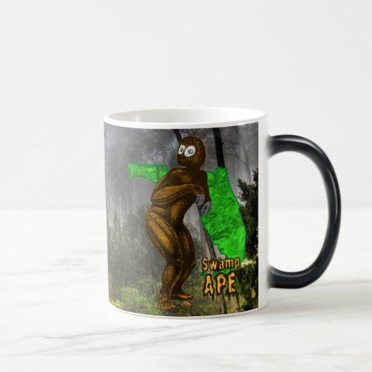 Disappearing Swamp Ape Mug
