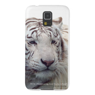 Disappearing Tigers Galaxy S5 Cover