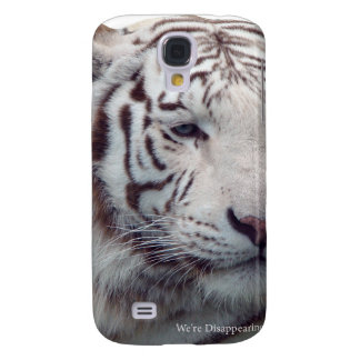 Disappearing Tigers Samsung S4 Case