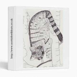 Disappearing Wildcat binder