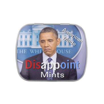 USA Themed Disappoint Mints (American Made) Candy Tins