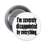 Disappointed 1 buttons