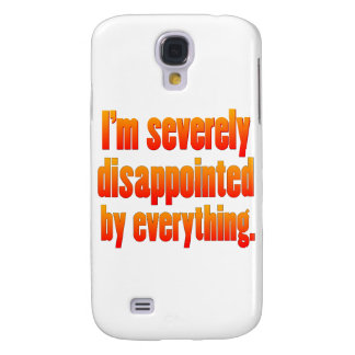 Disappointed 2 galaxy s4 case