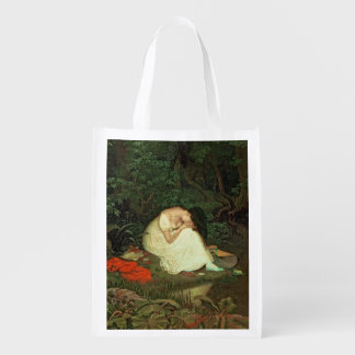 Disappointed love, 1821 grocery bag