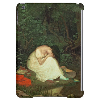 Disappointed love, 1821 iPad air case