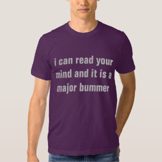 disappointed mindreader t shirts