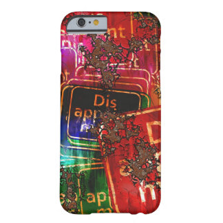 Disappointment Collage Barely There iPhone 6 Case