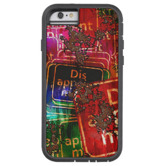 Disappointment Collage Tough Xtreme iPhone 6 Case