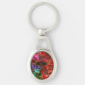 Disappointment Collage Key Chain