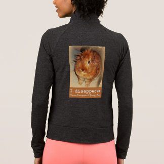 Disapproving Bunny Captain Carrotpants Jacket