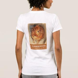 Disapproving Bunny Captain Carrotpants T-Shirt