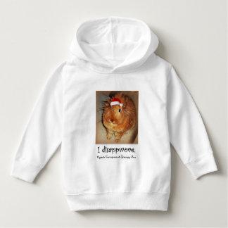 Disapproving Bunny Rabbit Toddler Shirt