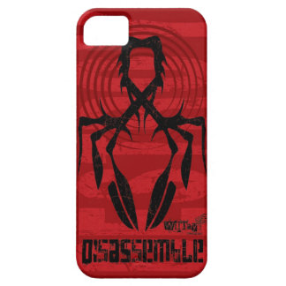 disassemble Tribal Crab iPhone Case