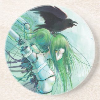Disassembled Tears Coaster