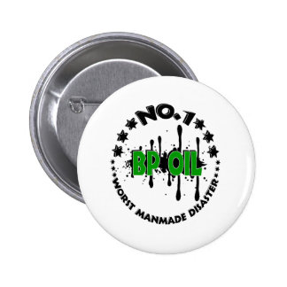 DISASTER PINBACK BUTTONS