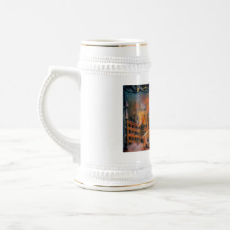 Disaster By Quake Beer Stein