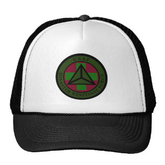 Disaster Response Force (Woodland Camo) Mesh Hat