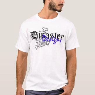 Disaster Skull T-Shirt