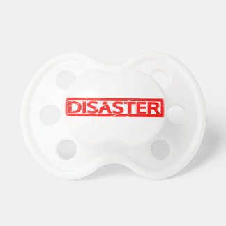 Disaster Stamp Pacifier
