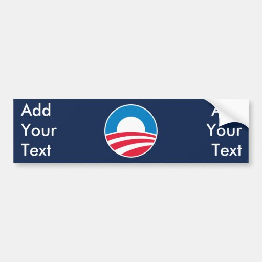 Disaster Symbol: Create Your Own Bumper Stickers