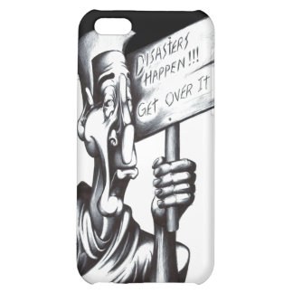 Disasters Happen iPhone 5C Cases