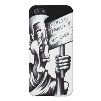 Disasters Happen iPhone SE/5/5s Case