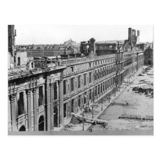 Disasters of War Postcard